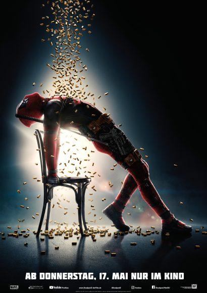 Kino-Filmkritik: Deadpool 2