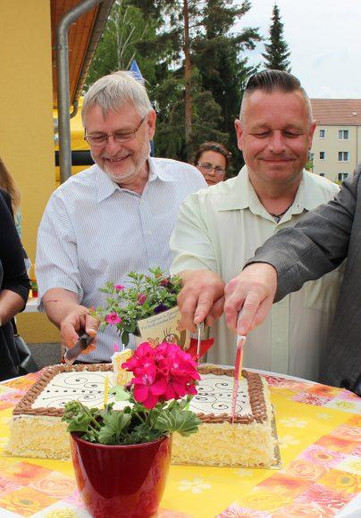 Falkensee: 5 Jahre Familiencafé