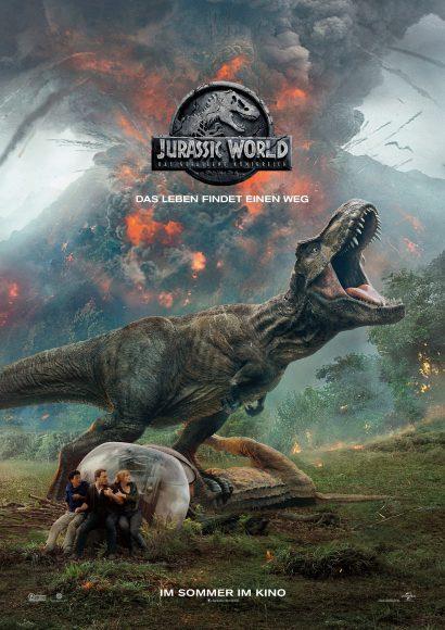 Kino-Filmkritik: Jurassic World 2