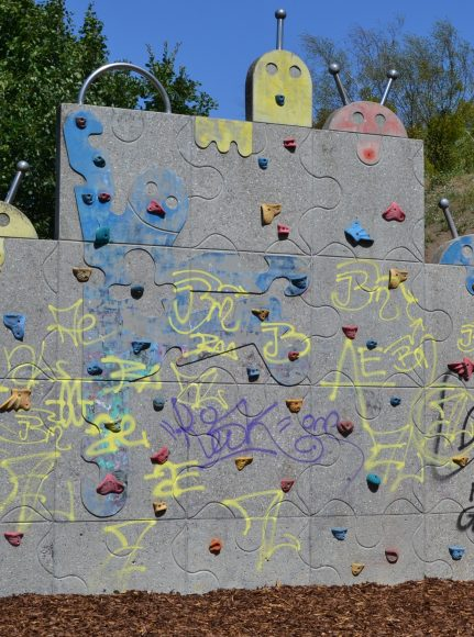 Brieselang: Graffiti ärgern Bürgermeister