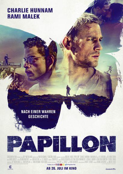 Kino-Filmkritik: Papillon