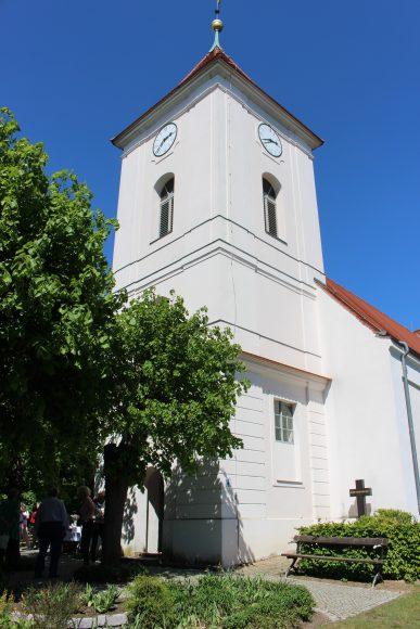 Dittmer mal zwei: Kaffeekonzert in der Kirche Rohrbeck