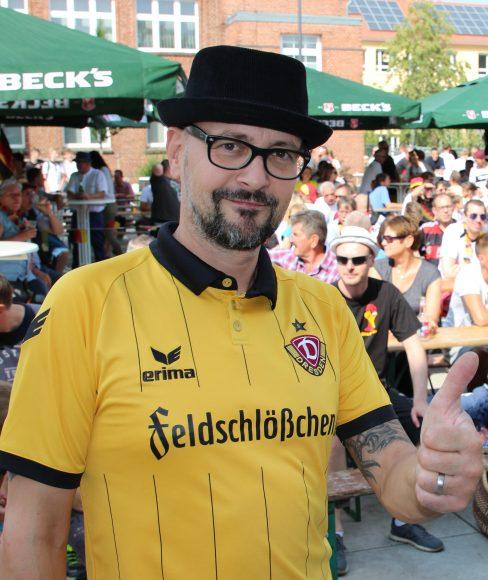 Fußball-Weltmeisterschaft 2018 in Falkensee