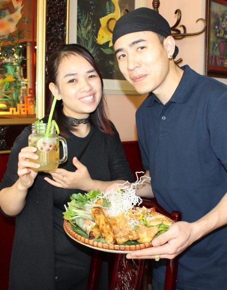 Nauen: Neu im Goldfisch – Udon-Gerichte, Pho-Suppen, Lassi & Limonaden!