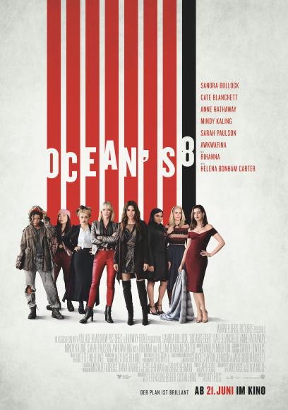 Kino-Filmkritik: Ocean's 8