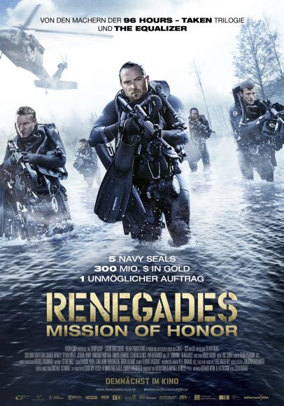 Kino-Filmkritik: Renegades