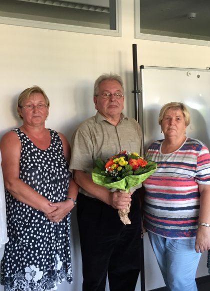 Konstituierende Sitzung des neuen Seniorenbeirates der Gemeinde Wustermark