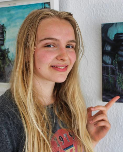 Falkensee: Udo Bolinski gibt Zeichenkurse im J.R.-Becher-Haus
