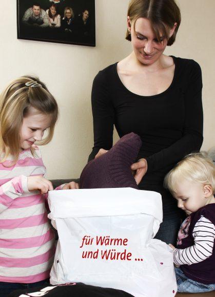 Kleidung für guten Zweck: Kirchengemeinden sammeln Kleidung, Schuhe und Haushaltstextilien