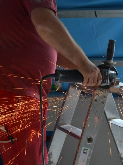 Brieselang: Bauarbeiten schreiten weiter parallel voran