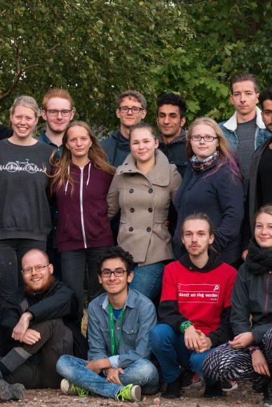 Auf dem Weg in ein interessanteres Falkensee: Jugendforum Falkensee lud zur Jugendkonferenz im EGAL ein