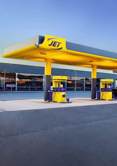 JET Tankstelle der neuen Generation kommt nach Falkensee