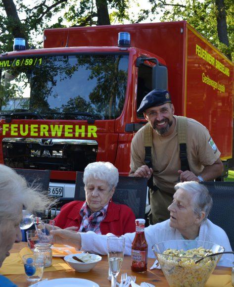 Brieselang: Feuerwehr setzt auf soziales Engagement