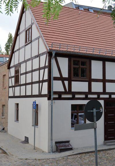 Nauen: Eröffnung des Richart-Hofs am Tag des offenen Denkmals am 9. September