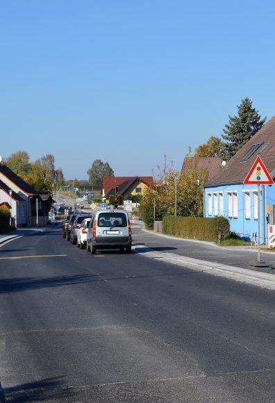 Nauen: Vollsperrung der B 5 in Ribbeck erforderlich