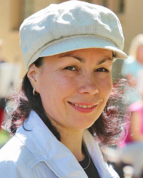 Falkensee: Malkurs bei Anna Filimonova