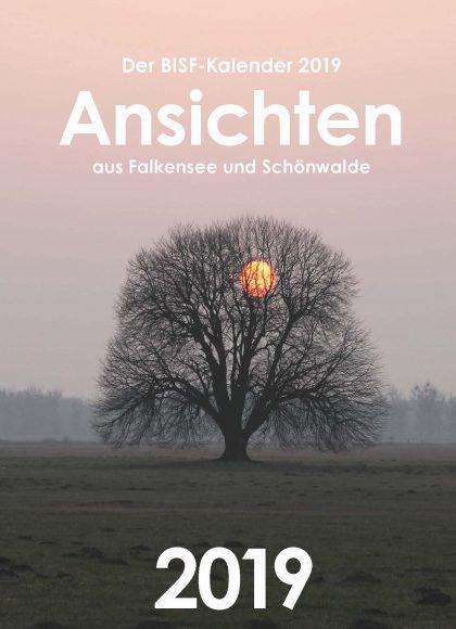 Falkensee: BISF-Kalender 2019 ist da!