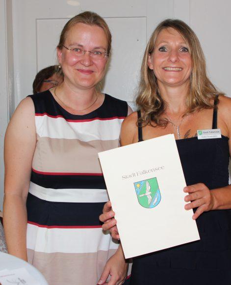 Falkensee: 25 Jahre Stadtbibliothek