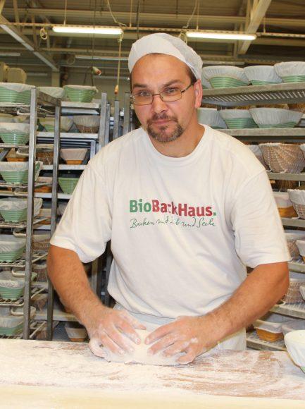 BioBackHaus Wustermark: Backen mit Liebe