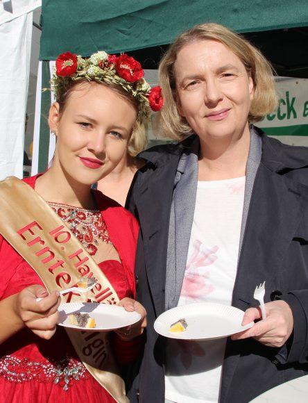 Nauen: 5. Birnenfest auf Schloss Ribbeck