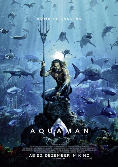 Kino-Filmkritik: Aquaman