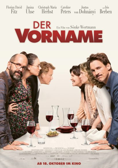 Kino-Filmkritik: Der Vorname