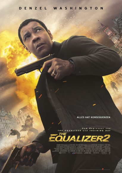 Kino-Filmkritik: The Equalizer 2