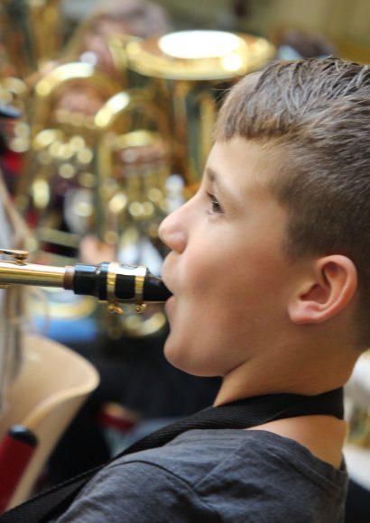 Die Falkenseer Stadtmusikanten