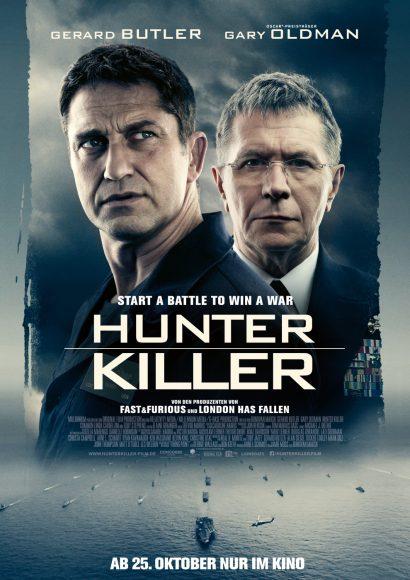Kino-Filmkritik: Hunter Killer