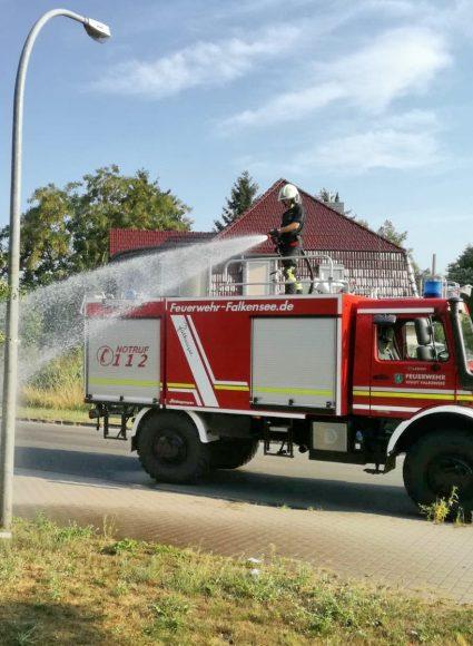 Großer Report: Jahrhunderthitze im Havelland