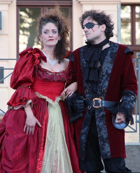 5. Schlossfestspiele  in Ribbeck –  Die Drei Musketiere!