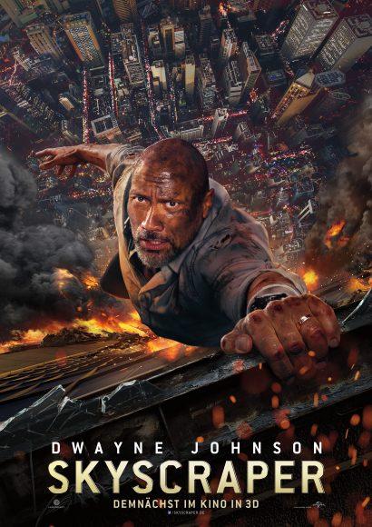 Kino-Filmkritik: Skyscraper