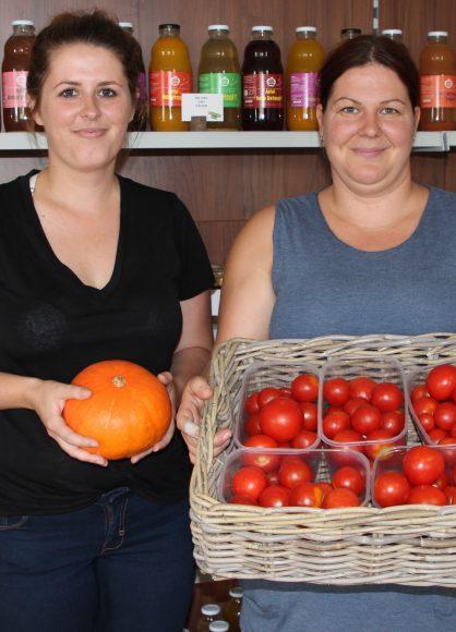 Nauen – Neukammer: Neuer Hofladen der Agro-Farm