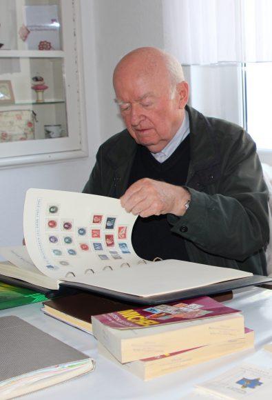 Falkensee: Briefmarken sammeln