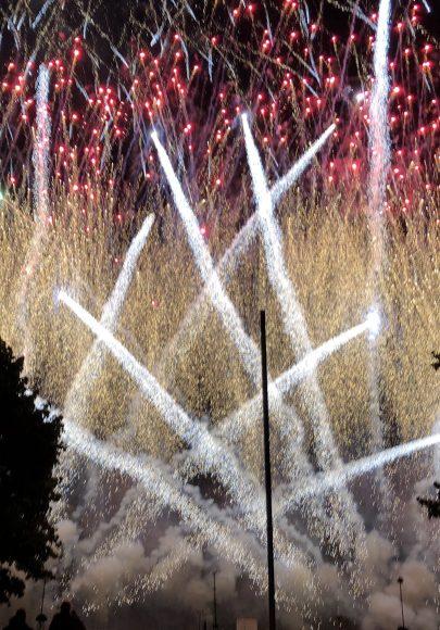 Lasst es krachen: Drei Mal Feuerwerk im  Erlebnispark Paaren!