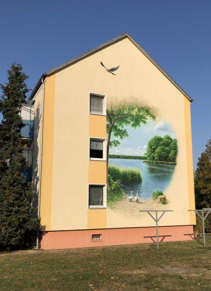 Falkensee: Bunter Falkenhorst