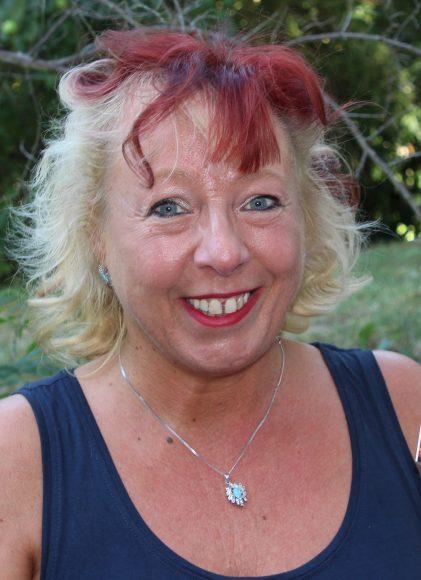 """Heike Bäcker, Autorin von """"Das kleine Häuschen am See"""""""