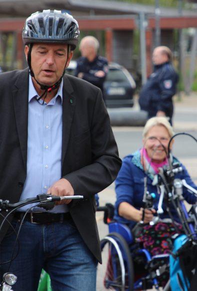 Falkensee: Auf zur Rollparade!
