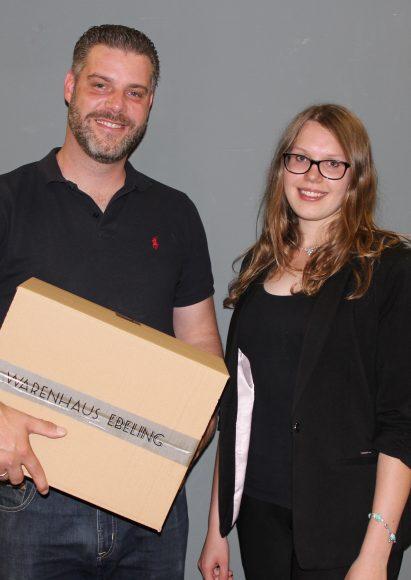 Falkensee: Neue Ausbildung im Warenhaus Ebeling