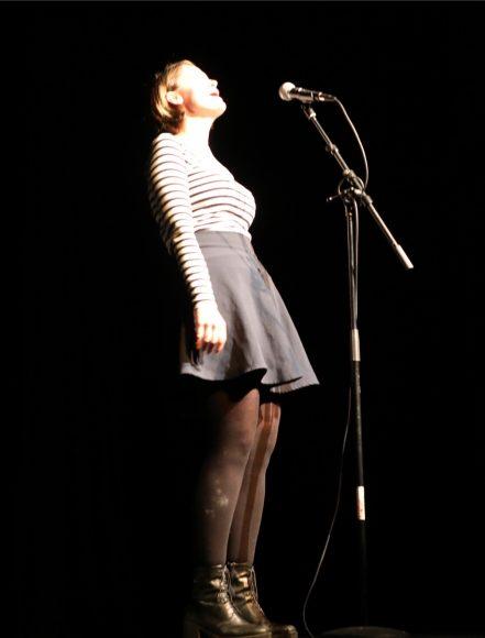 Wortgewaltiges beim Eagel Slam im Kulturhaus Spandau