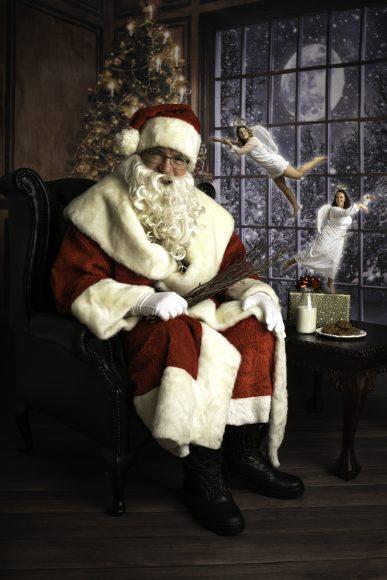 Weihnachts-Shooting mit Victoria Aurel