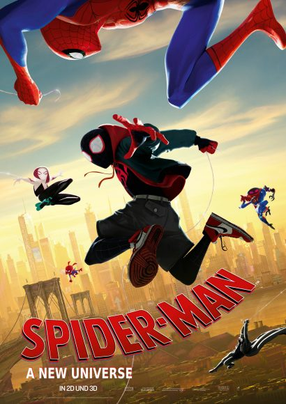 Kino-Filmkritik: Spider-Man – A New Universe