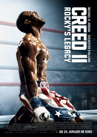 Kino-Filmkritik: Creed II – Rocky's Legacy