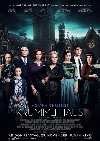 Kino-Filmkritik: Das krumme Haus