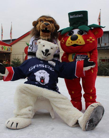 Coole Aktion: Karls lädt zum Familien-Fan-Tag mit den Eisbären Berlin