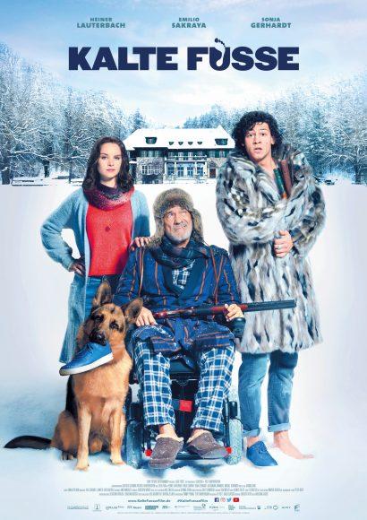 Kino-Filmkritik: Kalte Füße