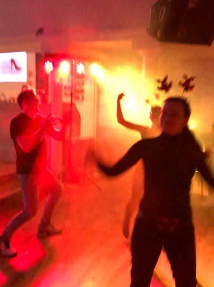 1. FALKENSEE.aktuell X-Mas-Party: Falkensee tanzt!