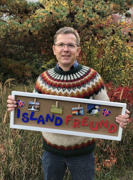 Island-Pullover aus Dallgow-Döberitz: Gegen das Frieren