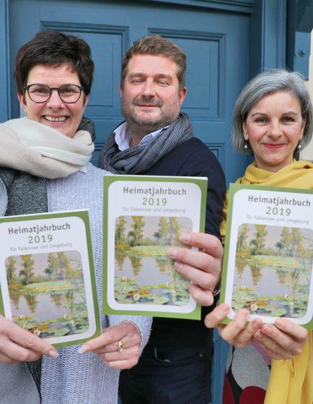 Falkensees Geschichte: Das Heimatjahrbuch 2019 kommt!