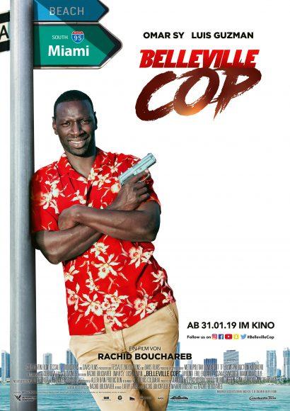 Kino-Filmkritik: Belleville Cop